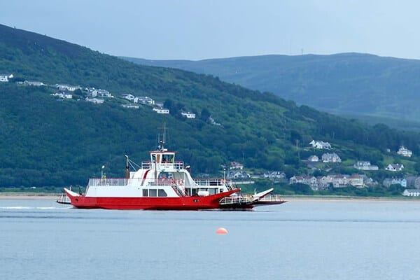 Lough Swilly Ferry (1)