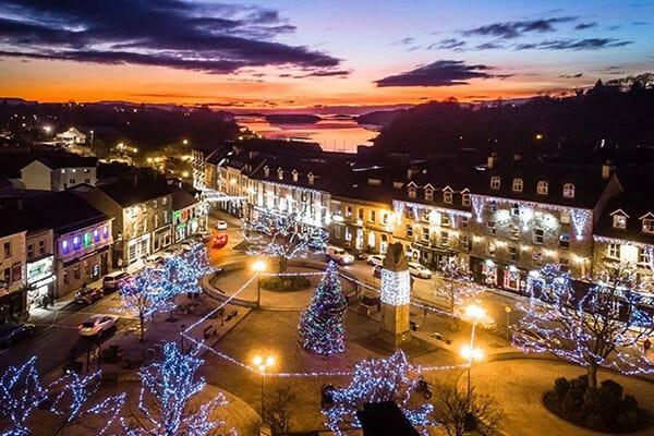 Ramelton Christmas Lights (1)